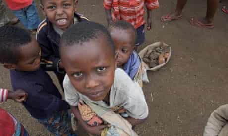 MDG : DRC  Refugees in UNHCR  Nkamira Transit Centre in Rwanda