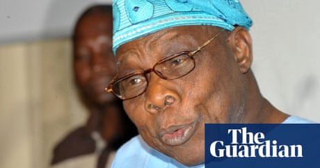 Nigeria's Olusegun Obasanjo: Fighting corruption is not a