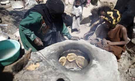 MDG : Yemen food crisis