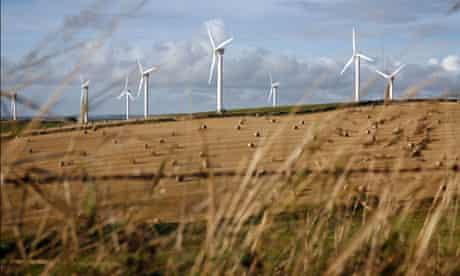 Wind energy : Onshore wind turbines in Cornwall