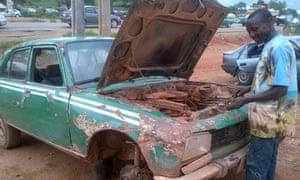 MDG : Road safety Nigeria