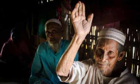 MDG : Burma