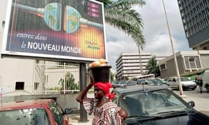 MDG : Broadband in West Africa : A commercial internet service provider in Abidjan, Ivory Coast