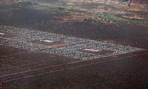 MDG : Horn of Africa crisis : Dadaab refugee camp