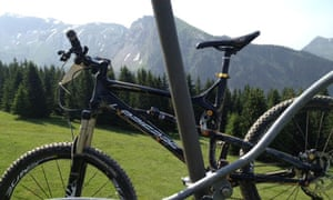 the highs and lows of downhill mountain biking peter walker
