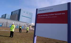 Damian on EDF nuclear plants in UK : Hinkley Point A Nuclear Power Station