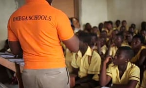 MDG : Omega school in Ghana