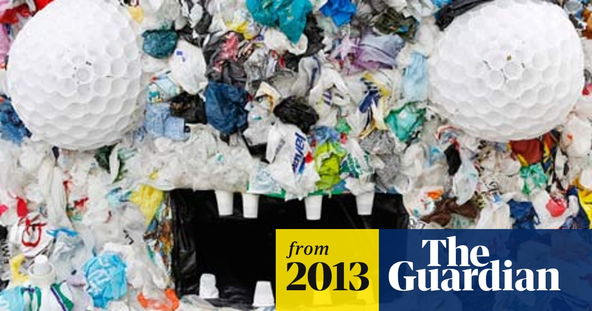 Plastic bag charge or ban 'could cut use in Europe by 80%'