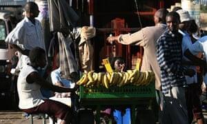 Zimbabwe food security