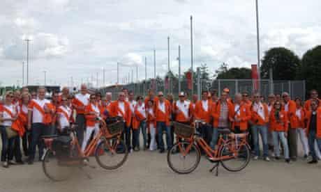 Bike blog : Dutch cyclists at London Olympics