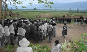MDG : Guatemala  : Land grab in the Polochic Valley