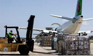 MDG: aid target