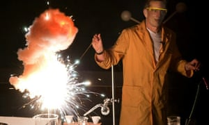 Royal Institution Christmas Lecture : Modern Alchemist by Peter Wothers