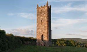 Country Diary : The Prospect Tower near Cotehele, Cornwall