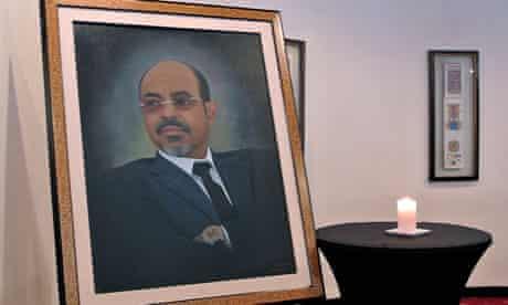 MDG Meles Zenawi
