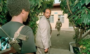 MDG : Ethiopia : Meles Zenawi
