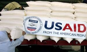 MDG : US farmer and farm subsidies : USAID humanitarian aid in Amman