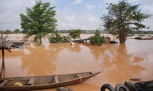 MDG : NIGER :  Flooding in Niamey
