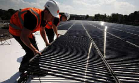 Sainsbury's has installed 69,500 new photovoltaic solar panels