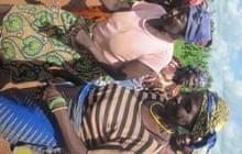 MDG : Maize farmers in Nabari