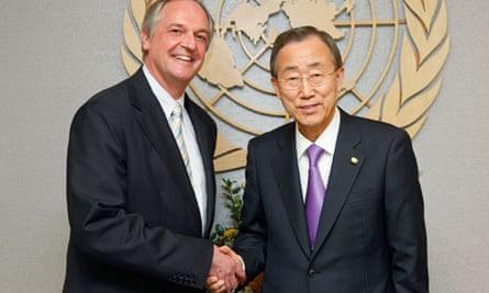 MDG : development community should embrace private sector : Unilever CEO Paul Polman Unilever
