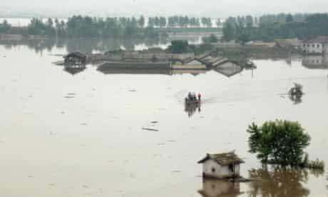 MDG :  North Korea floods