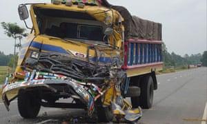 MDG : Road Safety in Bangladesh