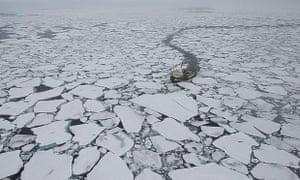 Live blog on Artic sea ice : Sea Ice Minimum