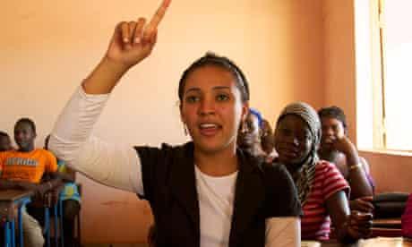 MDG : Education in Mali : Lala Zeinab Elmouany, Mali