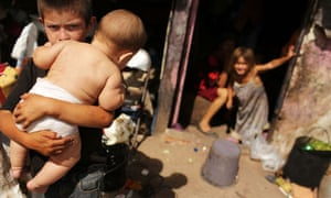 MDG : drop in international aid : Poverty Exacerbate Homelessness In Honduras