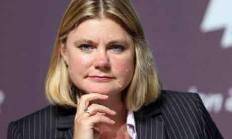 MDG : DfID contracts : UK international development secretary, Justine Greening Justine Greening
