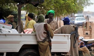 MDG : Mali crisis : armed Islamists gathered in Gao