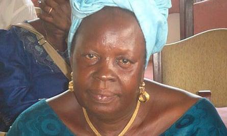 MDG : African women and politics :  Elizabeth Torto