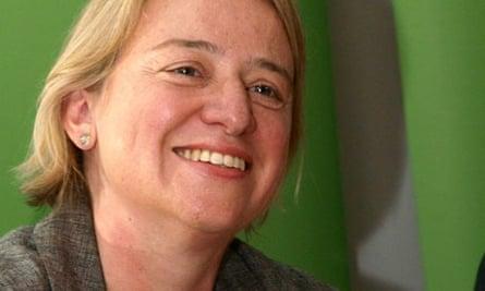 Green Party new leader Natalie Bennett