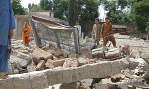 MDG School in Pakistan