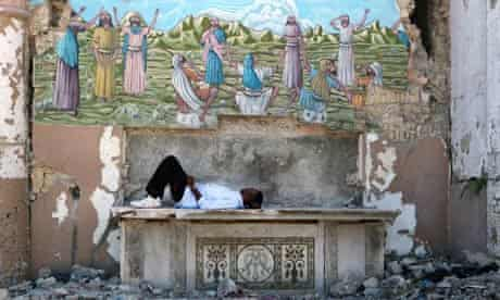 MDG : Haiti : Three years after magnitude-7 earthquake in Haiti