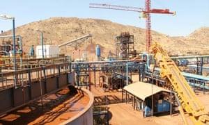 MDG : Bisha Mine in Eritrea