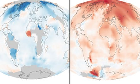 Global Temperatures : Long-Term Global Warming Trend Continues