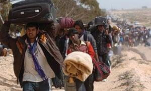 MDG : Bangladesh and emigration : Bangladeshi migrants