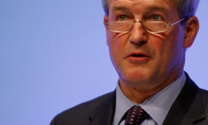 Environment, Food and Rural Affairs Secretary Owen Paterson on GM