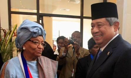 MDG UN HLP, Liberia