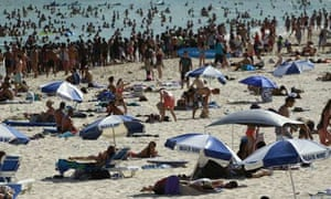 Heatwave in Australia : Record high temperatures in New South Wales, Australia - 08 Jan 2013