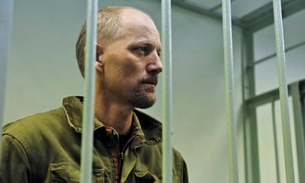 Greenpeace Arctic 30 : Frank Hewetson Bail Hearing At Murmansk Court, Russia