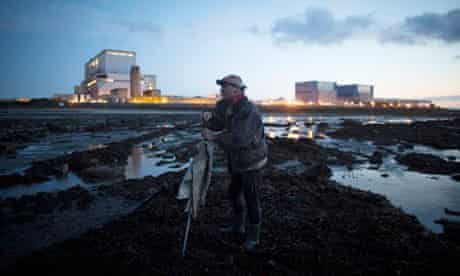 EDF SA's Hinkley Point Nuclear Power Stations As Energy Company Plan New Reactor