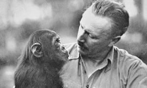 Pioneer wildlife photographers Richard and Cherry Kearton