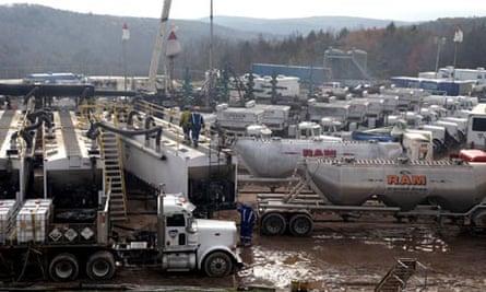 Fracking in Pennsyvania