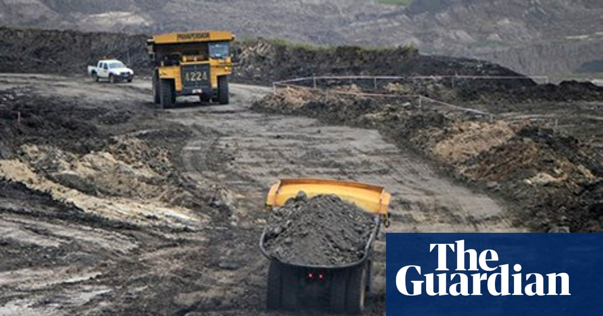 Swallowed by coal: UK profits from Indonesia's harmful