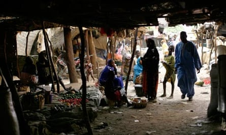 MDG : Poverty reduction in Africa