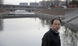 Chinese environmentalist Ma Jun author of China's Water Crisis