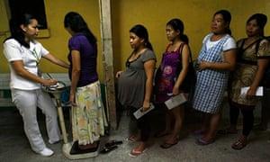Maternity in Manila